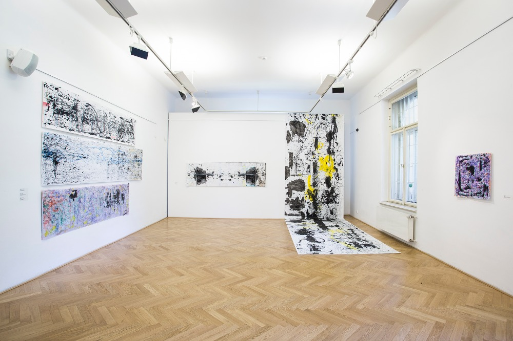 Duchan instalace villa pelle A01 space